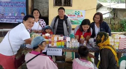 SIFI MEDICAL MISSIONS CONDUCTED in LUZON, VISAYAS and MINDANAO