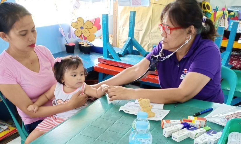 SIFI CONDUCTS 3 MEDICAL MISSIONS IN VISAYAS REGION