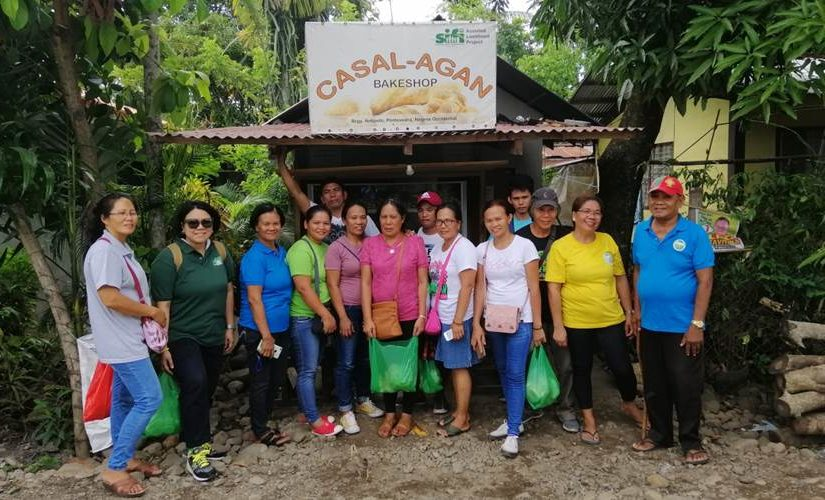 SIFI LIVELIHOOD GROUPS VENTURE INTO BUSINESS:HACIENDA BAKERY