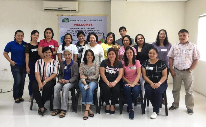 Personality Development, Mental Health & Wellness Seminar