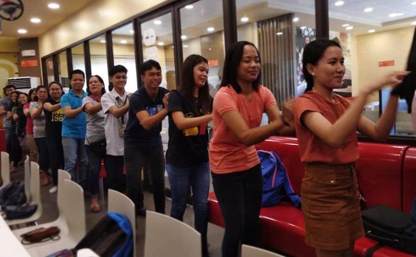 EDAP Meeting of SIFI Scholars from Luzon