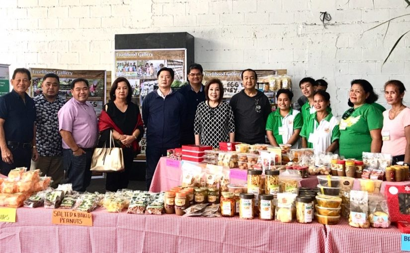 SIFI Launches 2nd Livelihood Expo at Ayala Malls Capitol Central Bacolod