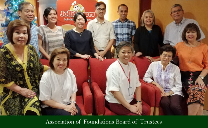 AF BOARD OF TRUSTEES CONFERENCE AT ORTIGAS CENTER