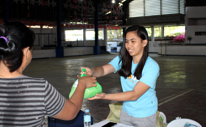 SIFI, CAPIZ SUGAR CENTRAL & PARTNERS BRING RELIEF TO SUGAR WORKERS