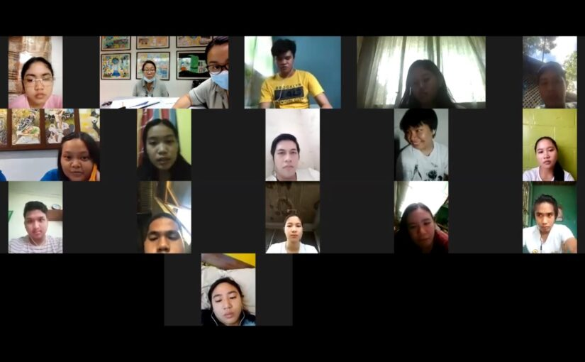 ONLINE ORIENTATIONS TO SIFI SCHOLARS SY 2020-2021